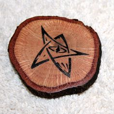 Elder Sign Tokens for gaming, ideal for Arkham Horror sealed gates - set of 6 - Cthulhu Fhtagn Eldritch Horror, Hp Lovecraft, Gaming Accessories, Cthulhu, Board Games, Geek Stuff, Signs, Unique Jewelry, Handmade Gifts