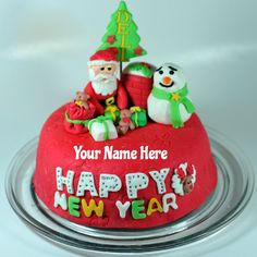 Happy New Year Cake Ideas Images Beautiful Cakes Designs Picture For 2017 Celebration A Cute And Awesome Idea Wallpaper