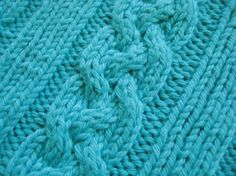 Learning how to work cable knits opens you up to hundreds of pattern options from classic fisherman sweaters to elaborate aran designs. The method is fairly straightforward and the sort of thing you can add to your skill set once you're very comfortable with knitting and purling.  You will need an extra needle to Read More