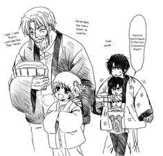 Gintama always in my heart (Semi-Hiatus)