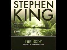 "DYK that the book ""The Body"" / Stephen King ~ Made into the acclaimed film Stand By Me, The Body is a mesmerizing tale of four young boys and their quest to find a dead body, never realizing how much death will affect their lives and their friendship. The Body Book, The Book, Books To Read, My Books, Stephen King Movies, Steven King, Reading Challenge, Film Quotes, Stand By Me"