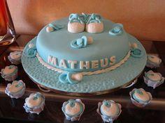 Chá de Bebê do Matheus por Sônia Regina Fernandes