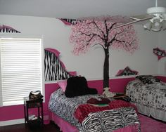 Bedroom Turquoise And Black Girls Bedroom Design, Pictures, Remodel, Decor and Ideas - page 40