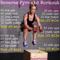 Reverse Pyramid Workout IMG_6160
