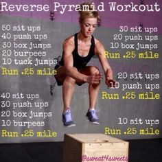 Reverse Pyramid Workout IMG_6160