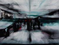 Pietro Conti - Espansione Nr. 1 - Öl auf Leinwand - 200 x 260 cm - 2014