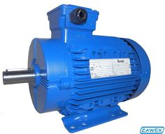 Silnik elektryczny łopatowy 1.1kW - Tamel 3SG80-2B-IE2.