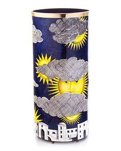 "Piero Fornasetti's ""Suns of Capri"" umbrella stand from Barneys New York"