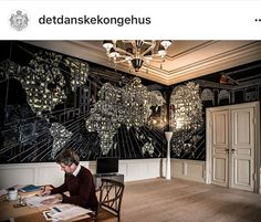 Crown Prince Frederik at his office Prince Frederik Of Denmark, Danish Royalty, Danish Royal Family, Aarhus, Crown Princess Mary, Queen Mary, Crown Jewels, Animal Print Rug, Palace