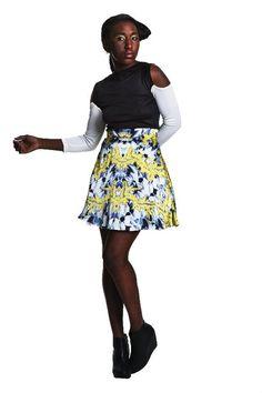 Maria skirt & Irene top #TrampInDisguise #Storm trampindisguise.com