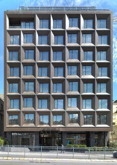 Gallery - Naz City Hotel Taksim / Metex Design Group - 26