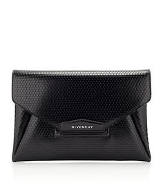 #Givenchy Antigona Envelope Clutch