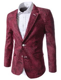 (NIFJ549) TheLees Slim Fit Notched Lapel Leopard Pattern Single Breasted 2 Button Blazer WINE X-Large(US Medium) TheLees,http://www.amazon.com/dp/B00IOFNJVU/ref=cm_sw_r_pi_dp_hz1Dtb078YQN2PHW