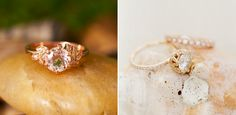Rose Gold Engagement Rings » Alexan Events | Denver Wedding Planners, Colorado Wedding and Event Planning