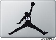 Michael Jordan jetzt für dein Macbook als Aufkleber.  http://www.macdecal.de/macbook-sticker-sport/macbook-sticker-aufkleber-michael-jordan.html