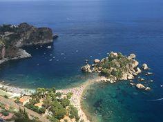 Vista Panoramica di Taormina - Sicilia - Italia