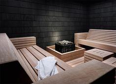 Helo Deco Seaside -mittatilauslauteet - Helo Ltd #sauna #netrautalikes