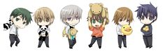 Junjou Romantica (shhh...no one else needs to know I actually loved this anime...)