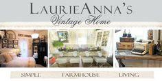 LaurieAnna's Vintage Home