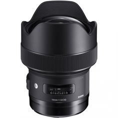 Sigma 14mm f/1.8 DG HSM Art Objektiv für Nikon mount