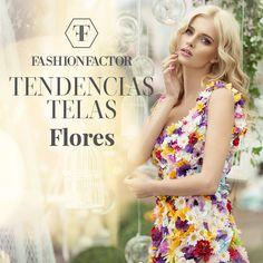 Las flores de este verano parecerán flotar con tus movimientos. Ellas vienen en maxi vestidos y chaquetas sobredimensionadas con texturas en 3D. Solo falta que elijas la silueta que va con tu tipo de cuerpo. Fashion Factor se adapta a las tendencias, para que las tendencias se ajusten a ti.