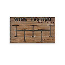 image of Wine Rack Plaque