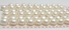 8-9mm abalone button pearl matched pearl pairs bead pearls Loose Pearls, Pairs, Button, Beads, Unique Jewelry, Handmade Gifts, Vintage, Etsy, Beading