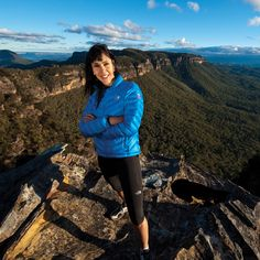 Ultramarathon Girl - She's run the equivalent of two and a half times around the world, but Lisa Tamati says she's just a regular person