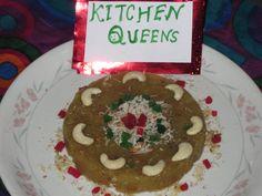 October Contest winner Sunita's SHAKARKANDI CAKE!