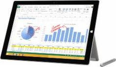 Microsoft - Surface Pro 3 - 128GB - Intel i5 - Silver - MQ2-00001 - Best Buy This is what I really want for Christmas!!