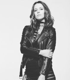 Weekend attitude on display. #fbf to pre belly day (it was there. Just much smaller) #weekend #glam #newproject #fingerscrossed Alona Tal, Attitude, Leather Jacket, Display, Instagram Posts, Jackets, Fashion, Studded Leather Jacket, Floor Space