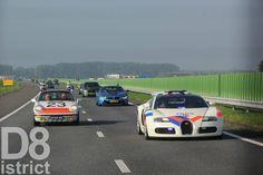 Bugatti Veyron Politie