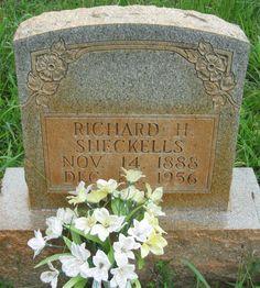 Richard Holbrooke Sheckells