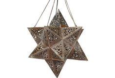 Moroccan Star Hanging Light