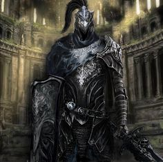 Artorias the Abysswalker by SGJin.deviantart.com on @DeviantArt
