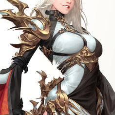 Enter your pin description here. Fantasy Character Design, Female Character Design, Character Creation, Character Design Inspiration, Character Concept, Character Art, Female Armor, Female Knight, Fantasy Women
