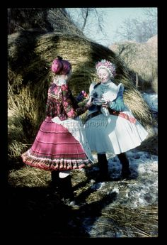 From Buják, NHA Néprajzi Múzeum | Online Gyűjtemények - Etnológiai Archívum, Diapozitív-gyűjtemény