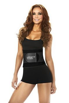 Latex Waist Cincher Ann Chery For Exercise Weight Loss Blue Size Uk 16//18 New