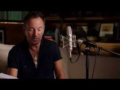 Bruce Springsteen's Born to Run excerpt: Hear him read from memoir in new video | EW.com