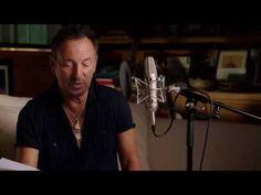 Bruce Springsteen's Born to Run excerpt: Hear him read from memoir in new video | EW.com