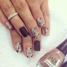 Instagram by Vahfurquim #nails #nailart #naildesigns