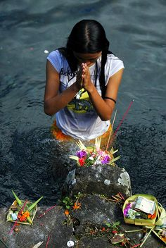 Bali ... ritual and prayer is the fabric of life - even in today's hectic and  modern world.
