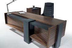 Top Modern Office Design Trends – My Life Spot Office Table Design, Modern Office Design, Office Furniture Design, Office Interior Design, Office Interiors, Steel Furniture, Furniture Decor, Industrial Design Furniture, Counter Design