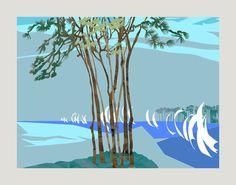 Nancy Hammond.  Annapolis/Chesapeake Bay prints.