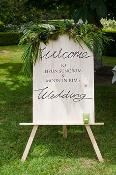 Botanical Garden Wedding by All the Frills | Made From Scratch