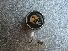 Green Bay Packers I.D Badge Reel Packers Football