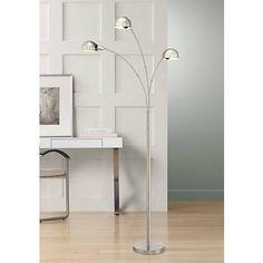 Interior Design Tools, Interior Design Inspiration, Tool Design, Arc Floor Lamps, Modern Floor Lamps, Home Modern, Midcentury Modern, Work Lamp, Mid Century Lighting