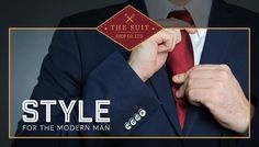 The Suit Shop Co. offers suits for weddings, business or any social event. Made To Measure Suits, Windsor Ontario, Suit Shop, Neckties, Social Events, Modern Man, Wedding Suits, Custom Shirts, Connection