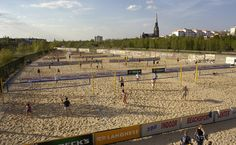 Europe's largest beach volleyball court, #BeachMitte has not only been known as a place for playing beach volleyball, but as a place to spend some fabulous time with a real beach atmosphere.  Whether you enjoy comfortably lying in the sun, sipping fruity cocktails with friends or just having a relaxing start to your evening, on BeachMitte anything is possible!   Book the activity, alongside hotels and restaurants, on Tripobox!