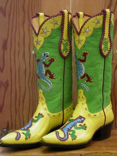 What I might wear if I lived in Arizona. Custom Cowboy Boots, Other Accessories, Heeled Boots, Arizona, Diva, Porn, Patterns, Heels, Prints